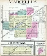 Marcellus, Glenwood, Kessington, Cass County 1914